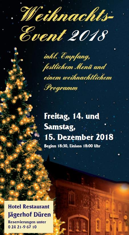 Weihnachstevent 2018